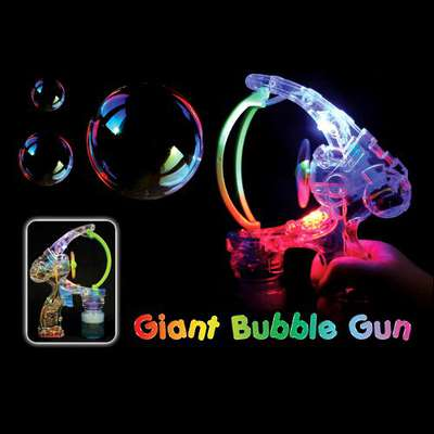 Led Giant Bubble Gun