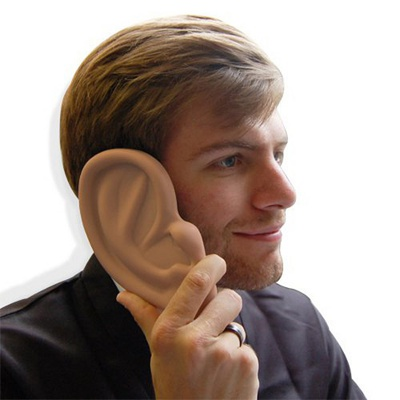 iPhone Ear Case