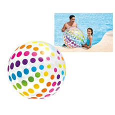 Intex Strandbal Stip 107cm
